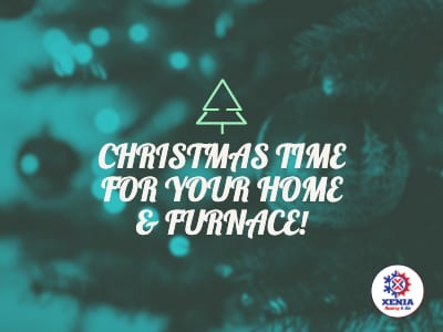 Christmas Time For Your Furnace and Home