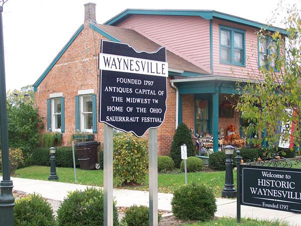 Waynesville-Ohio-HVAC-Service-Area-Location